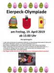 Eierpeckolympiade 19-04-2019